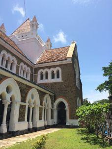 圣公会教堂-加勒-Jessie