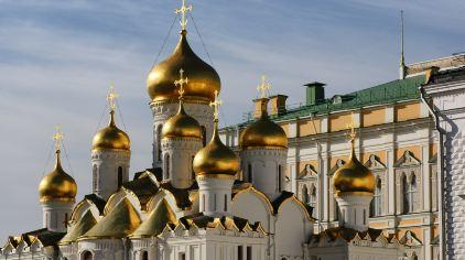 俄罗斯-莫斯科-克里姆林宫2
