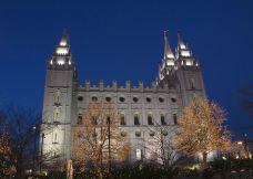 摩门圣殿-盐湖城-是条胳膊