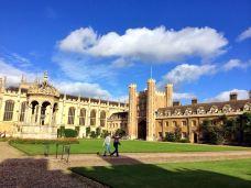 三一学院-剑桥-哈利露露