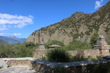 秀巴千年古堡群-工布江达-远方的征途