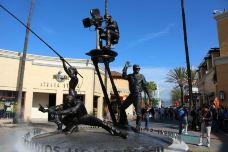 好莱坞环球影城-洛杉矶市-CHERRY_匚