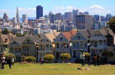 阿拉莫广场-旧金山-我爱凝