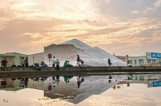 布袋盐场-嘉义市-当地向导爱摄影旅游达人-杰小曾