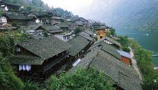 龚滩古镇-重庆-老高趣旅游