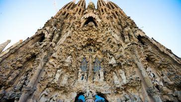 巴塞罗那 - 圣家堂 (1)