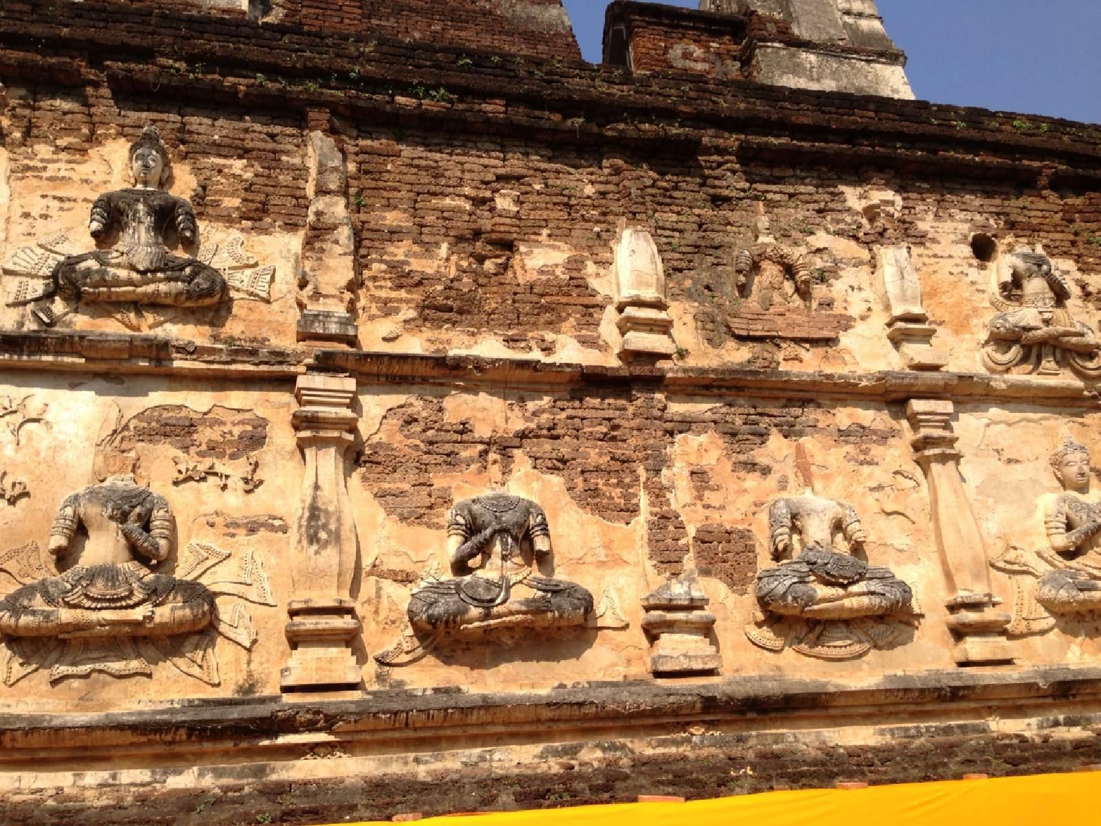 界遙寺  Wat Chet Yot   -2