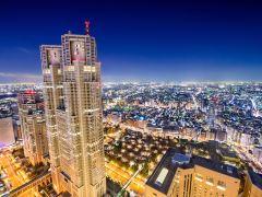 乘山手线玩转东京1日游