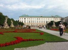 米拉贝尔宫殿和花园-萨尔茨堡-巧果