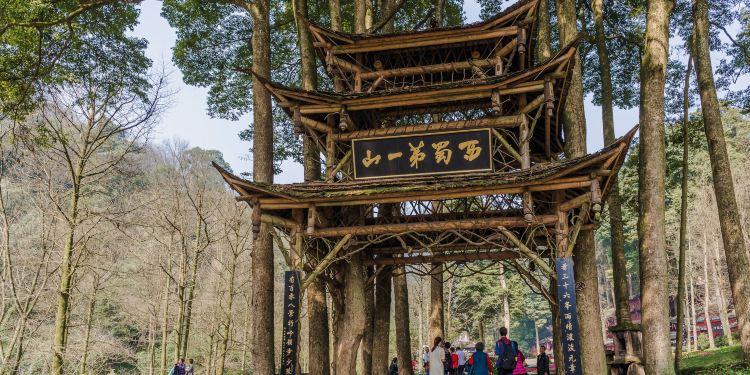 青城山图片