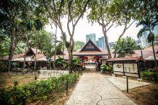 纽顿圆环美食中心-新加坡-C_image