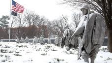 朝鲜战争老兵纪念碑