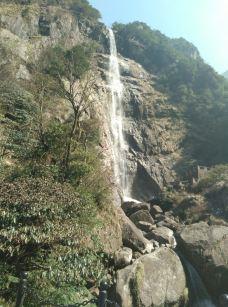 云谷飞瀑-明月山-meizitangkuai
