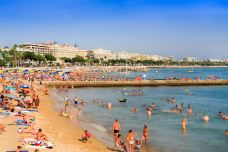 Bocca海滩-戛纳-doris圈圈