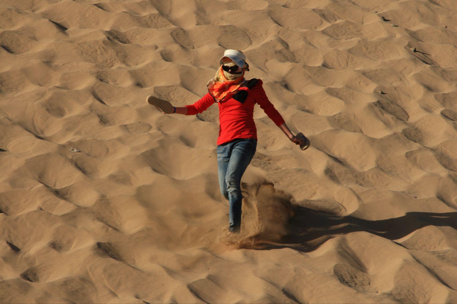 阿拉伯沙漠圖片