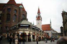 慕尼黑-慕尼黑-閑散如雲