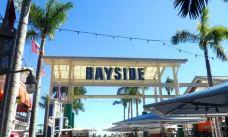 海湾市场-迈阿密-湖绿紫