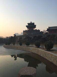 丛台公园-邯郸-西西是我