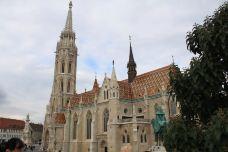 马加什教堂-布达佩斯-蒙娜丽葱Cri