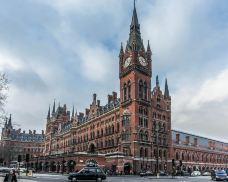 国王十字火车站-伦敦-doris圈圈