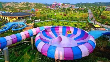 罗山湖水上乐园 (2)