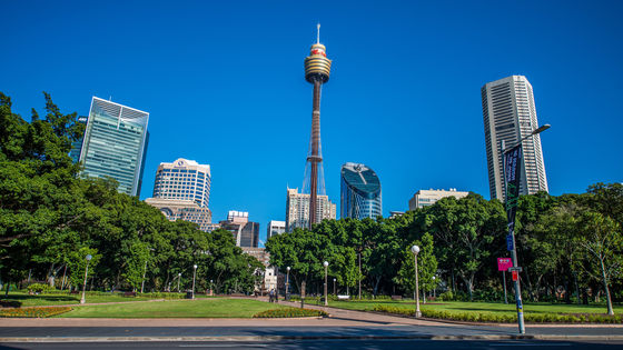 The Sydney Tower Eye Observation Deck Ticket