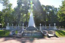 夏宫-圣彼得堡-浮云霁月