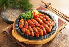 首尔美食图片-韩国炸鸡