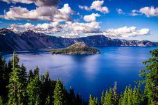 火山湖国家公园-波特兰-当地向导杰游