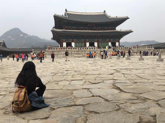 在首尔文艺少女心说来就来~久姑娘韩国行第3