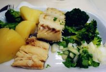 里斯本美食图片-鳕鱼