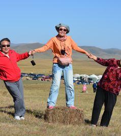 围场游记图文-天涯共此时, 中秋节大草原三天跟团游记