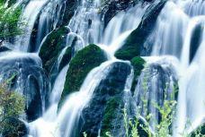 树正瀑布-九寨沟-老庙