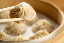 南京美食图片-汤包