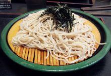 函馆美食图片-荞麦面