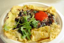 厦门美食图片-海蛎煎