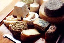 里昂美食图片-法式奶酪
