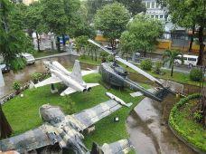 战争遗迹博物馆-胡志明市-喵喵和我