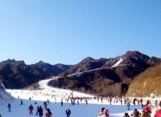 怀北国际滑雪场-怀柔区-StarlightLiu