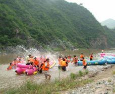 丹江漂流-商洛-马百人