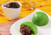 上海美食图片-青团