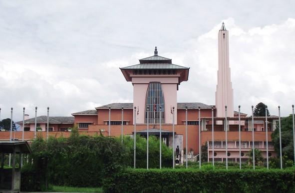 納拉揚希蒂王宮博物館  Narayanhiti Palace Museum   -0