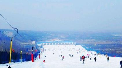 茶山滑雪场7