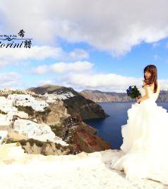伯罗奔尼撒游记图文-【Mao&Lily蜜月之旅】希腊圣托里尼爱琴海,婚纱落日撞车游行,忘不了的精彩!
