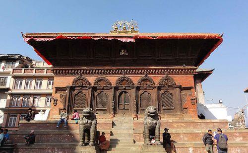 濕婆-帕爾瓦蒂廟  Shiva-Parvati Temple   -0