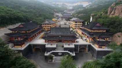 北普陀禅寺上院