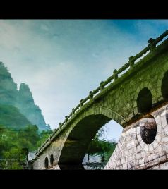 云台山游记图文-山水里的传奇世界 —— 逐梦,云台之巅