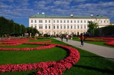 米拉贝尔宫殿和花园-萨尔茨堡-旅途多寂寞