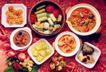 马六甲美食图片-娘惹菜