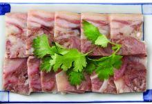 镇江美食图片-水晶肴肉